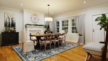 Online design Country/Cottage Dining Room by Tera S. thumbnail