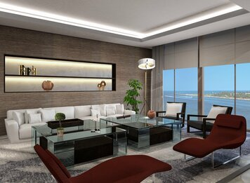 Online design Modern Living Room by Cristina G. thumbnail