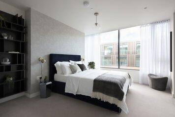 Online design Modern Bedroom by Katerina P. thumbnail