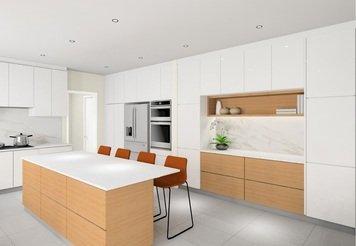 Online design Modern Kitchen by Noraina Aina M. thumbnail