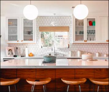 Online design Contemporary Kitchen by Pamela W. thumbnail