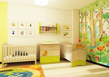 Online design Contemporary Kids Room by Luba K. thumbnail