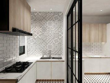Online design Contemporary Bedroom by Mahirah H. thumbnail