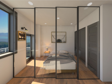 Online design Contemporary Bedroom by Kelsie T. thumbnail
