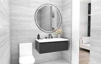 Online design Contemporary Bathroom by Nouchka S. thumbnail