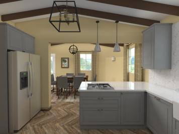 Online design Contemporary Kitchen by lila n. thumbnail