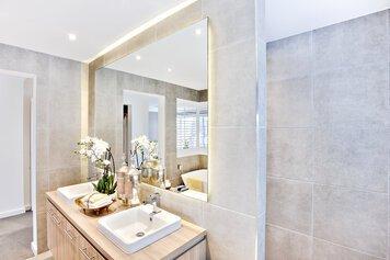 Online design Contemporary Bathroom by Amelia R. thumbnail