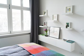 Online design Modern Bedroom by Jacinta l. thumbnail