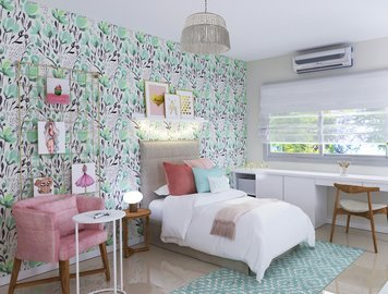 Online design Contemporary Bedroom by Vale G. thumbnail
