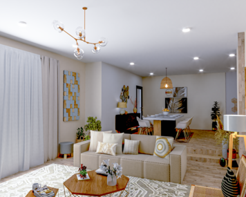 Online design Contemporary Living Room by Mini G. thumbnail