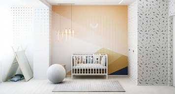 Online design Contemporary Kids Room by Margaryta S. thumbnail