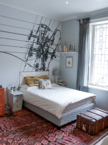 Online design Eclectic Bedroom by Emma P. thumbnail