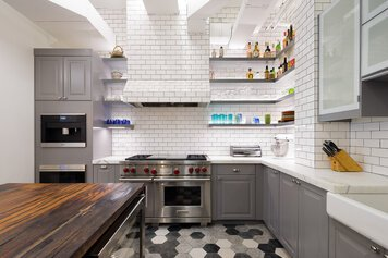 Online design Eclectic Kitchen by Sara M. thumbnail