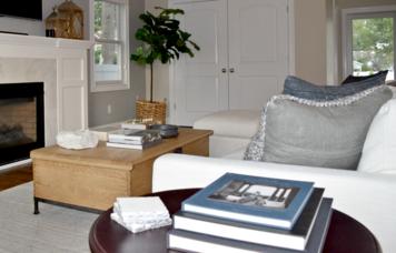 Online design Transitional Living Room by Lauren M. thumbnail