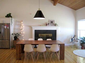 Online design Modern Living Room by Marisa G. thumbnail