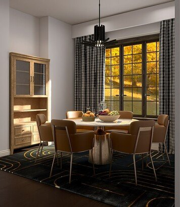 Online design Contemporary Dining Room by Nathan H. thumbnail