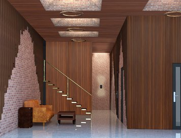 Online design Contemporary Hallway/Entry by Danai G. thumbnail