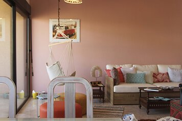 Online design Beach Combined Living/Dining by Lea B. thumbnail