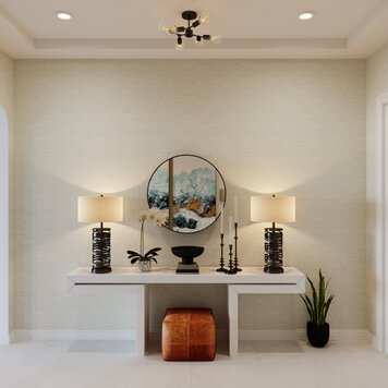 Online design Contemporary Hallway/Entry by Casey H. thumbnail