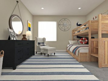 Online design Beach Kids Room by Dragana V. thumbnail