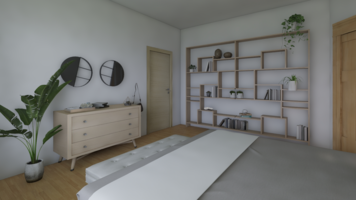 Online design Contemporary Bedroom by Leah M. thumbnail