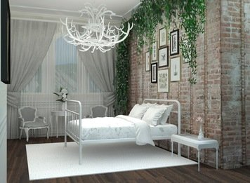 Online design Country/Cottage Bedroom by Skyler G. thumbnail