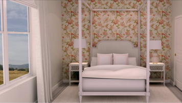 Online design Eclectic Bedroom by Theresa W. thumbnail