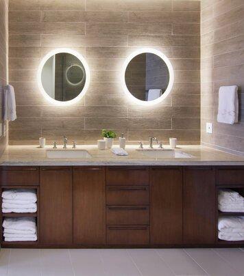 Online design Beach Bathroom by Lori D. thumbnail