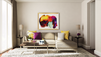 Online design Transitional Living Room by Tera S. thumbnail