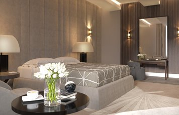 Online design Contemporary Bedroom by Nathalie I. thumbnail