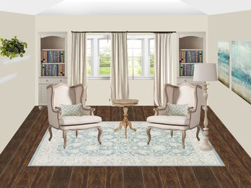 Online design Country/Cottage Bedroom by Amisha D. thumbnail