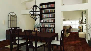 Online design Modern Dining Room by Selma A. thumbnail