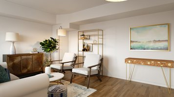 Online design Beach Combined Living/Dining by Sarah M. thumbnail