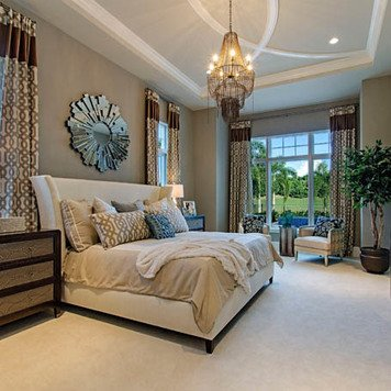 Online design Contemporary Bedroom by Tera S. thumbnail