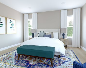Online design Eclectic Bedroom by MaryBeth C. thumbnail