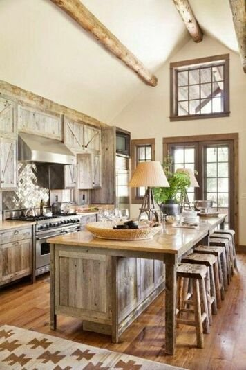 Online design Country/Cottage Kitchen by Seda G. thumbnail