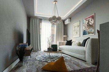 Online design Glamorous Living Room by Tomislava S. thumbnail