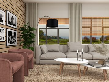 Online design Contemporary Living Room by Martyna C. thumbnail