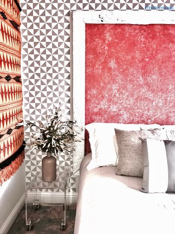 Online design Eclectic Bedroom by Ashley H. thumbnail