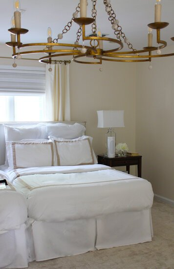 Online design Traditional Bedroom by Rivka J. thumbnail