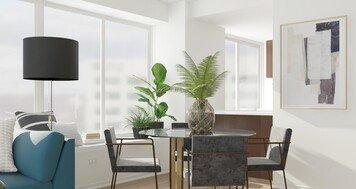 Online design Modern Dining Room by Amanda B. thumbnail
