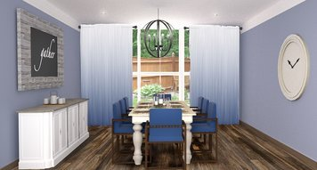 Online design Country/Cottage Dining Room by Hannah C. thumbnail