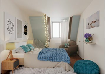 Online design Contemporary Bedroom by Romain D. thumbnail