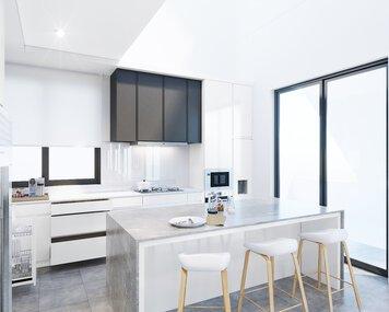 Online design Modern Kitchen by Edelyn P. thumbnail