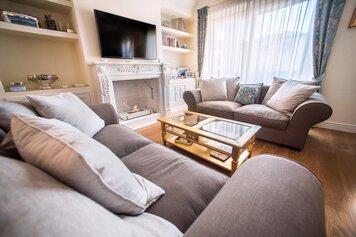 Online design Traditional Living Room by Chiara B. thumbnail