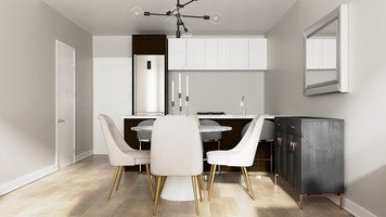Online design Modern Kitchen by Casey H. thumbnail