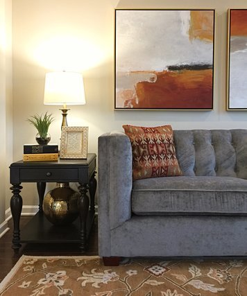 Online design Traditional Living Room by Tera S. thumbnail