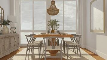 Online design Beach Dining Room by Katherine C. thumbnail