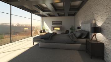 Online design Modern Bedroom by Robert J. thumbnail