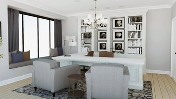 Online design Transitional Home/Small Office by Selma A. thumbnail